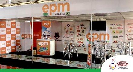 EPM na 4° Feira de Avicultura no Nordeste: saiba como foi nossa participação no evento